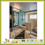 Beautiful Natural Stone Granite Vanity Tops for Bathroom, Hotel, Commercial