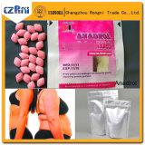 99% Reinheit-Steroid Puder Oxymetholon (Anasterone) Fabrik-Zubehör