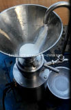 Тип коллоидной мельницы арахисового масла нержавеющей стали горизонтальный