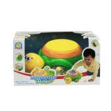 Trommel van het Stuk speelgoed van de Schildpad van het Stuk speelgoed B/O van de baby de Muzikale (H0001255)