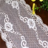 Ajustes blancos del cordón del telar jacquar para los accesorios y la ropa interior de la ropa