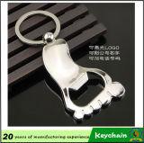 Trousseau de clés d'ouvreur de pied