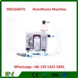 Вздыхатель наркотизации машины наркотизации медицинского Ce Approved портативный (MSLGA07V)