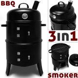 Grade do assado do fumador da carne do fumador do BBQ do carvão vegetal