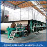 폐기물 Paper Recycling Corrugated Paper, Kraft Paper Machine (1575mm)