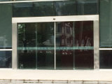 Portello di entrata automatico di vetro di scivolamento