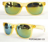 مصمّم جديد تماما بلاستيكيّة نمو نظّارات شمس لأنّ نساء/سيّدة
