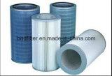 De Filter van de patroon/de Geplooide Patroon van de Filter voor het Industriële Systeem van de Controle van het Stof