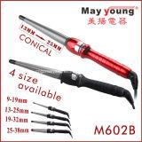 Heißes BerufsConfortable Haar-Brennschere des Verkaufs-M602b