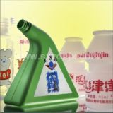 Automatic One Color Screen Printing Machine for Medical Bottles Cream Bottles