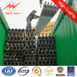 Bitumen 60FT Ngcp Galvanized Steel Mast Pole