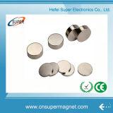 Сильный магнит диска неодимия мотора (5*4mm)