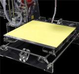 Stampante da tavolino 3D di Fdm DIY di alta precisione del fornitore della Cina