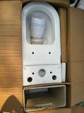 Wc de cerámica de dos piezas 1088 del armario de agua de tocador del baldeo del tocador