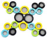 Vielgestaltiger Gummiprodukt-Scheuerschutz für Auto