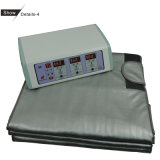 Una coperta di dimagramento portatile di riscaldamento di 3 zone (3Z)