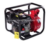 Diesel de alta pressão Water Pump 7HP Water Pump Dhp-20e