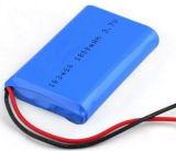 3.7V de Batterij van het Polymeer van het 200mAhLithium