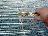 Rete fissa saldata galvanizzata elettrica del giardino della rete metallica