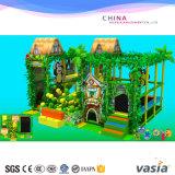 Parco di divertimenti stabilito del gioco dei bambini del campo da giuoco molle dei giocattoli