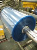 rolo rígido do PVC do espaço livre do calendário de 0.45mm para a embalagem da bolha