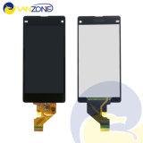 Первоначально LCD для цифрователя Сони Xperia Z1 миниого LCD