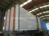 6 Huis van de Container van de meter het Staal Geprefabriceerde