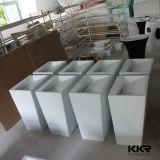 Künstliches Steinbadezimmer-freistehendes Wäsche-Bassin