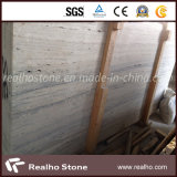 Slab Floor Tile/Wall Cladding를 위한 최상 이탈리아 Blue Travertine