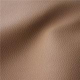 cuir de végétalien de Microfiber d'épaisseur de 1.4mm pour le capitonnage de sofa de meubles
