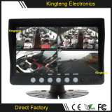 Monitor del color TFT LCD del monitor del coche del espejo retrovisor de la pantalla ancha del monitor 24V del omnibus 7