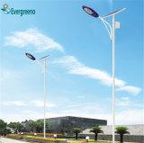 Hohe große angeschaltene LED Straßenlaternesolar des Leistungsfähigkeits-Gehweg-60W draußen beleuchten