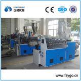 Linha de produção da tubulação de água do PVC