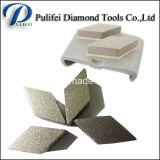 구체적인 지면 갈기를 위한 구체적인 지면 다이아몬드 세그먼트를 닦는 연마재