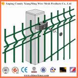 Гальванизированный и покрынный орнаментальный стальной ограждать металла ограждать обеспеченности места загородки селитебный