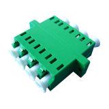Óptico de fibra con varios modos de funcionamiento unimodal del adaptador del LC APC/Upc del duplex de FTTH