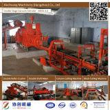 Première machine de brique rouge de la pente Jkb50 Népal
