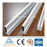 Profil en aluminium pour l'usine verticale d'aluminium de guichet de pivotement