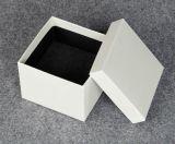 Cajas de regalo de la joyería del Libro Blanco/caja de joyería decorativas