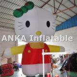 Раздувное изготовленный на заказ пребывание Puft Anka промотирования