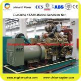 Cer anerkannter MarineGenerstor Diesel wassergekühlt