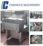 Certificação congelada Qk553 do CE da máquina da carne Flaker/Cutting