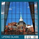 4m m, 5m m, 6m m teñieron el vidrio reflexivo