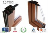 Fiducia Aluminum/Aluminum Extrusion Profiles per la Polonia Window/Door