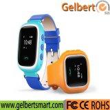 아이를 위한 Sos 지능적인 손목 시계를 추적하는 Gelbert GPS 추적자 위치