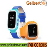 Gelbert Q60 GPSの追跡者の位置追跡Sosはスマートな腕時計をからかう