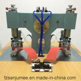 Hochfrequenzprägung-und Ausschnitt-Maschine für Schuh-Deckel