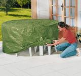 Coperchio stabilito della mobilia del coperchio del patio del PE di Onlylife per il tipo di famiglia
