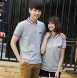 OEM는 중국의 폴로 셔츠 제조자를 서비스한다