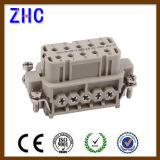 Maschio di Pin degli ha 3, 4, 10, 16, 32 e connettore resistente elettrico industriale femminile